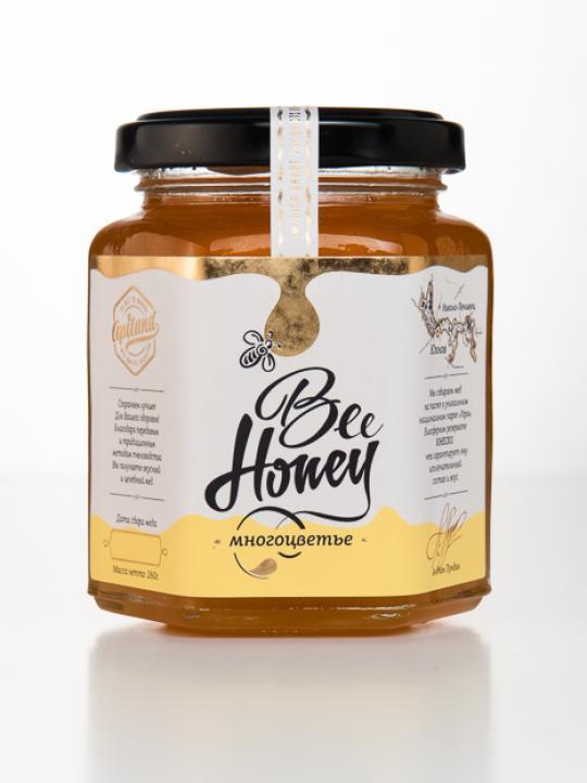 Мёд-победитель