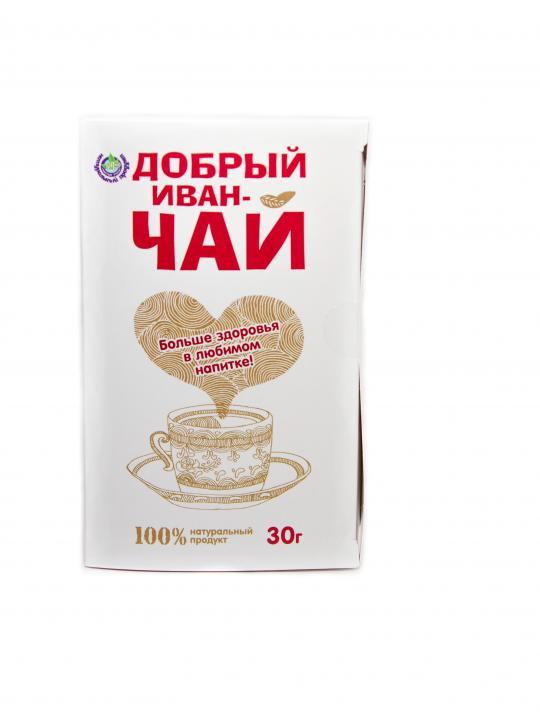Иван-чай в фильтр пакетах 30 грамм